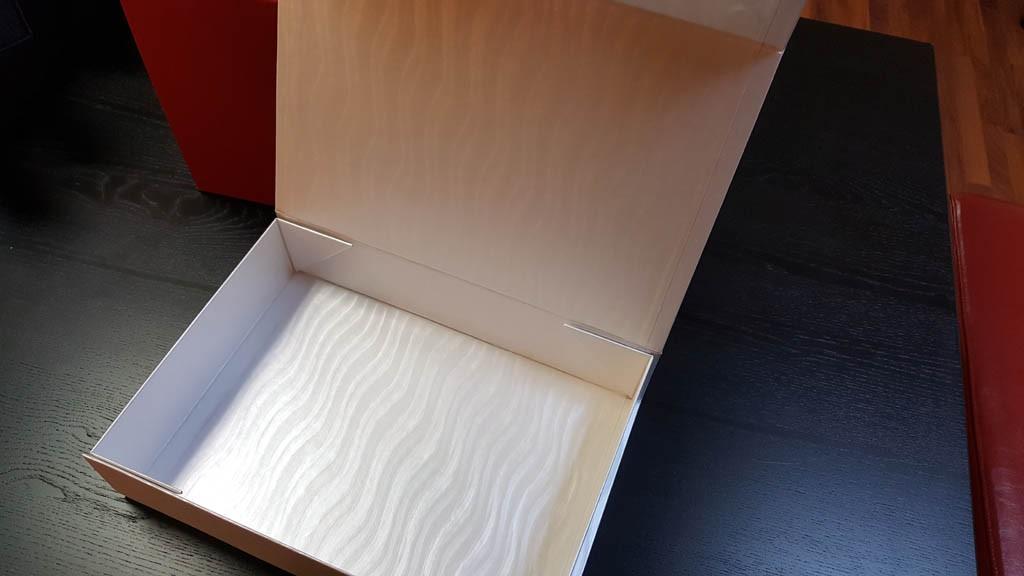 Cutie rigida pentru pantofi - 5