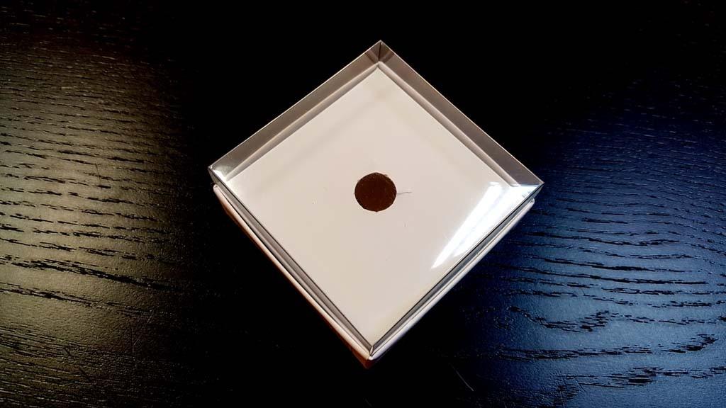 Cutie de lux capac transparent - 2