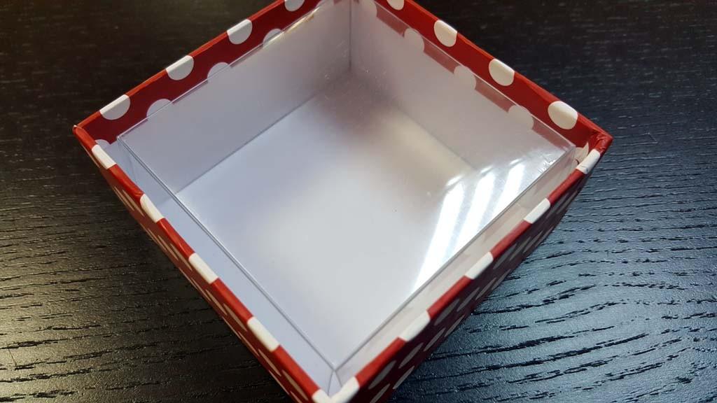 Cutie de lux pentru prajituri - 2