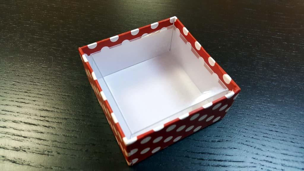Cutie de lux pentru prajituri - 5