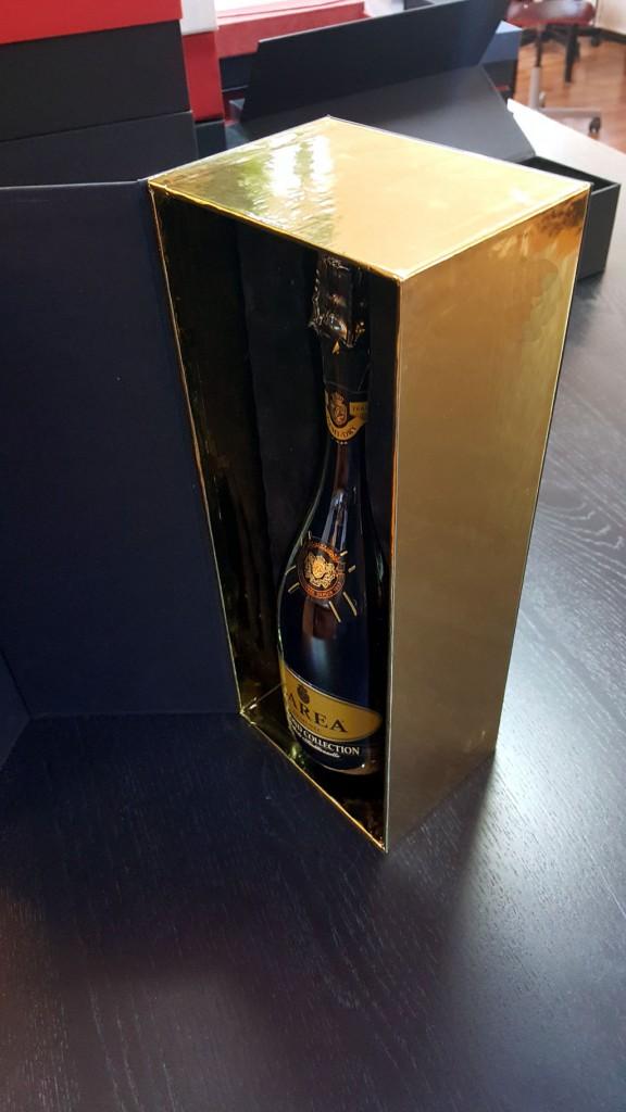 Cutie de lux pentru sticle - 8