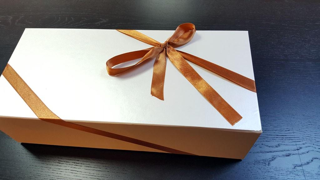 Cutie rigida de lux pliabila pentru papusi, rochii, obiecte de lux etc - 2