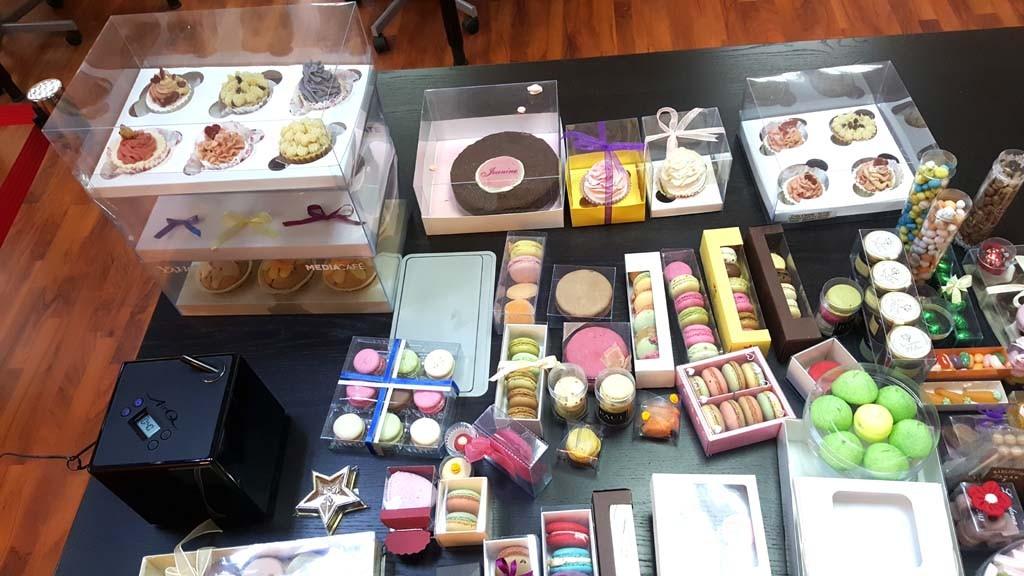 cutii pentru dulciuri