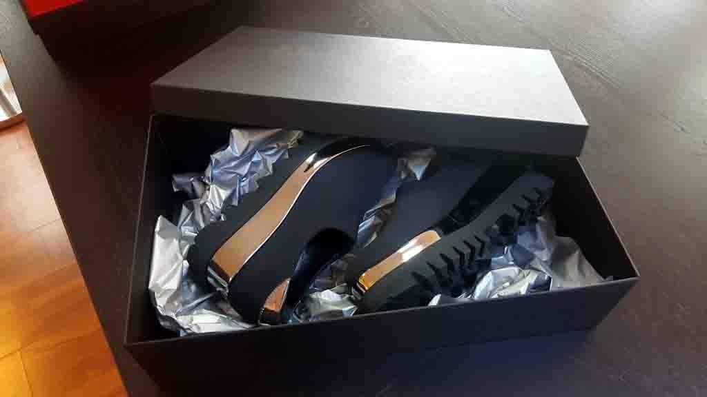 Cutii de lux pentru pantofi