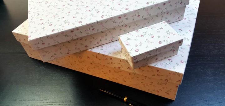 Cutii pentru cadouri speciale