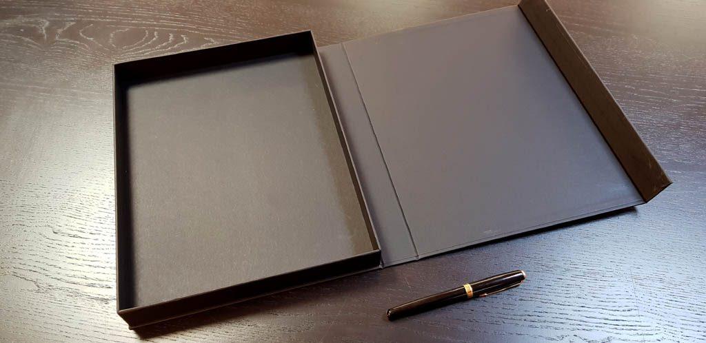 Cutie de lux cu inchidere magnetica - 5