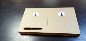 cutiile rigide pentru album de colectie Cutie rigida pentru albume de colectie Cutie rigida pentru album 2 300x146