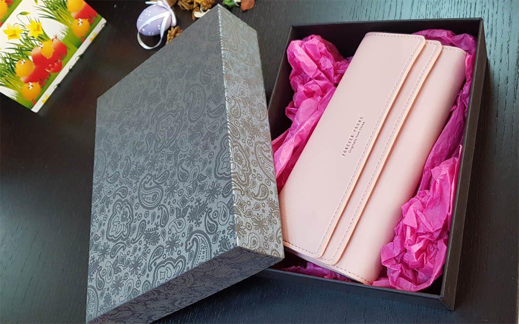 Cutie de lux pentru portofele Cutie de lux pentru portofele gewa