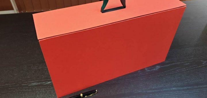 Cutie premium cu maner pentru cadouri (model 6093) 6093 2 720x340